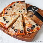 Pizzas casera