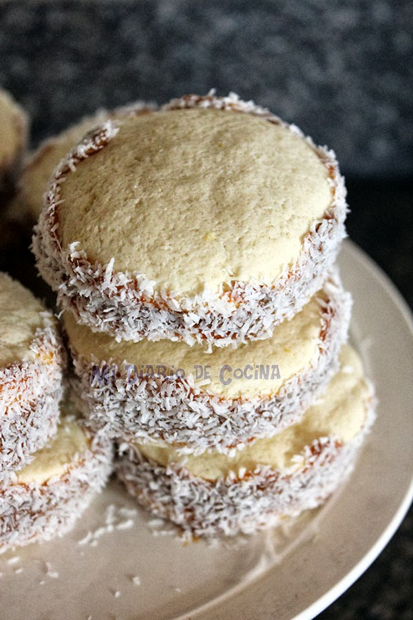 Cornstarch Alfajor
