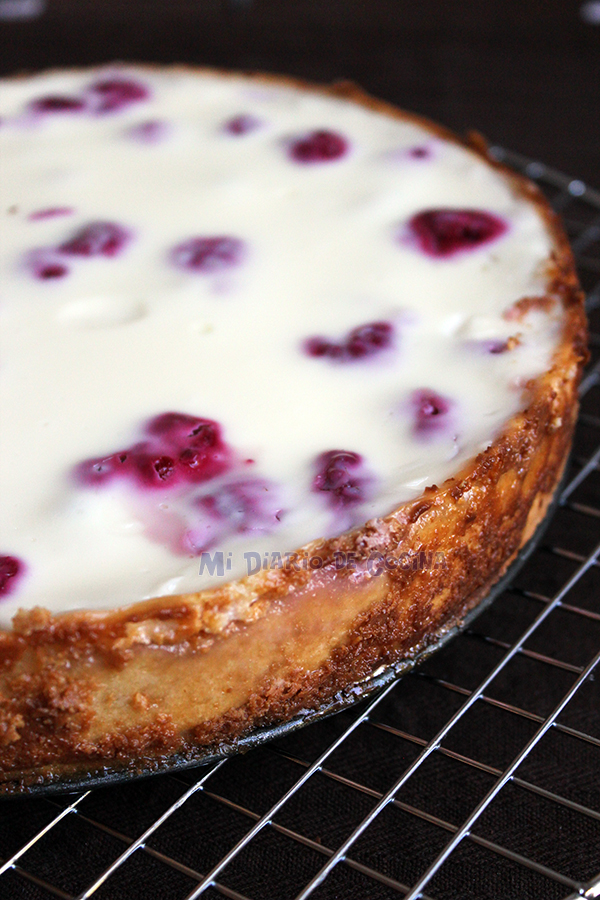 Kuchen de yogurt receta facil
