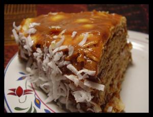 Thousand layer cake – Mi Diario de Cocina