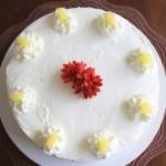 Torta ideal de piña para el Día de la Madre