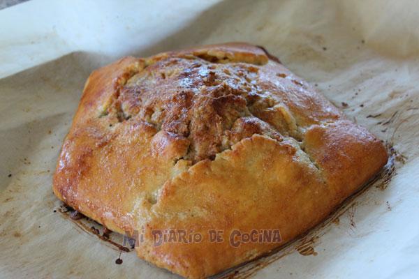 Crostata de manzanas