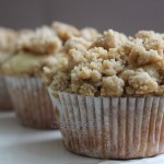 Cupcakes de streusel