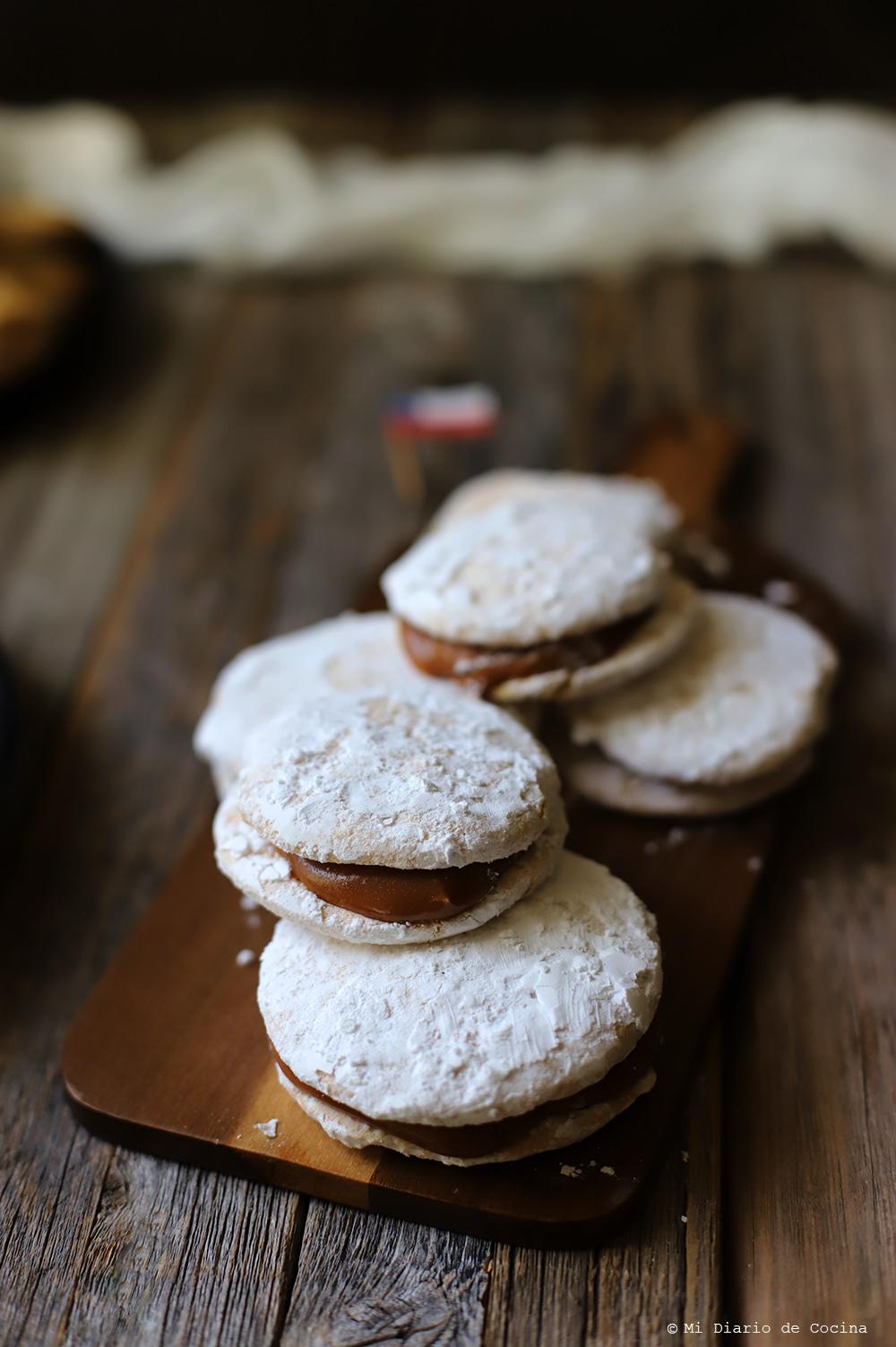 Chilean Powdered Pastries