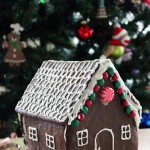 Casa de galletas de jengibre (Gingerbread house)
