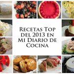 Recetas Top del 2013 y ¡Feliz año nuevo!