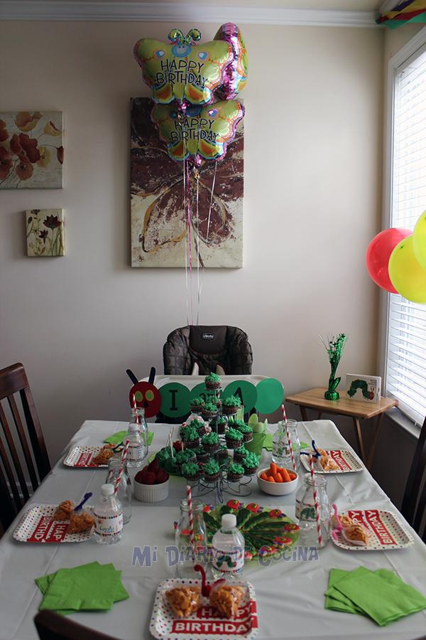 Ideas para el primer cumpleaños