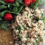 Ensalada-de-quinoa-almendras-y-perejil