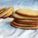 Galletas lenguas de gato