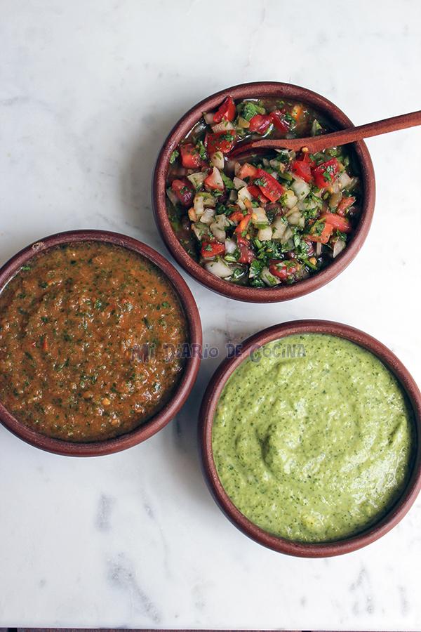 Salsa verde opción 01 – Mi Diario de Cocina