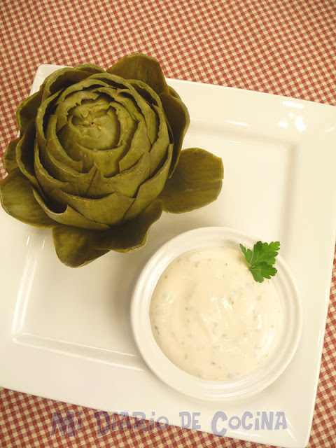 3 artichoke dressings