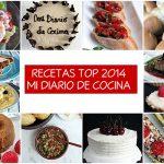 Recetas Top 2014 de Mi Diario de Cocina