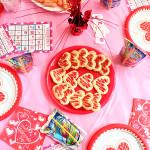 Celebración para San Valentín con Capri Sun