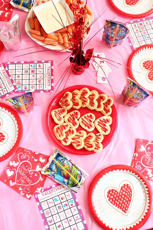 Valentine's celebration with Capri Sun