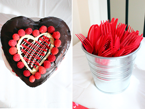 Celebración para San Valentín