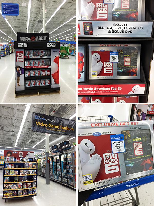 Big Hero 6 @ Walmart