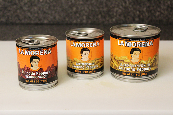 La Morena products
