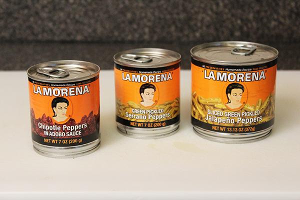 Productos La Morena
