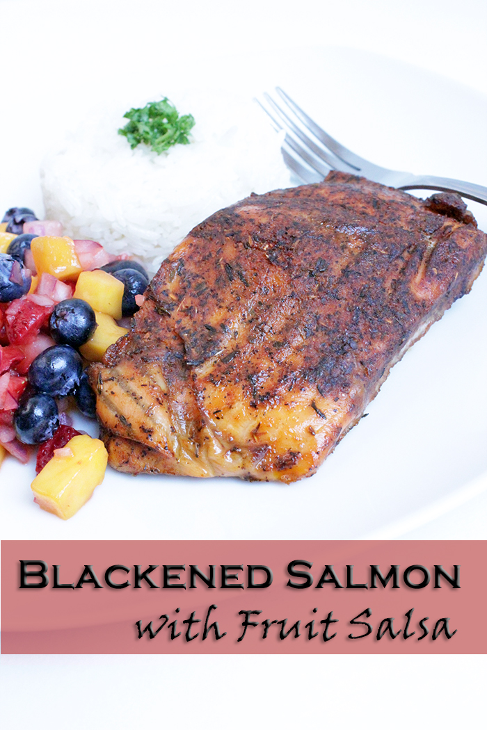 Salmon With Fruit Salsa Recipes — Dishmaps