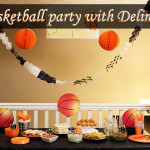 Basketball party with Delimex®
