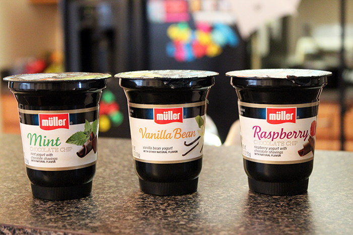 Müller® Ice Cream Inspired Yogurt
