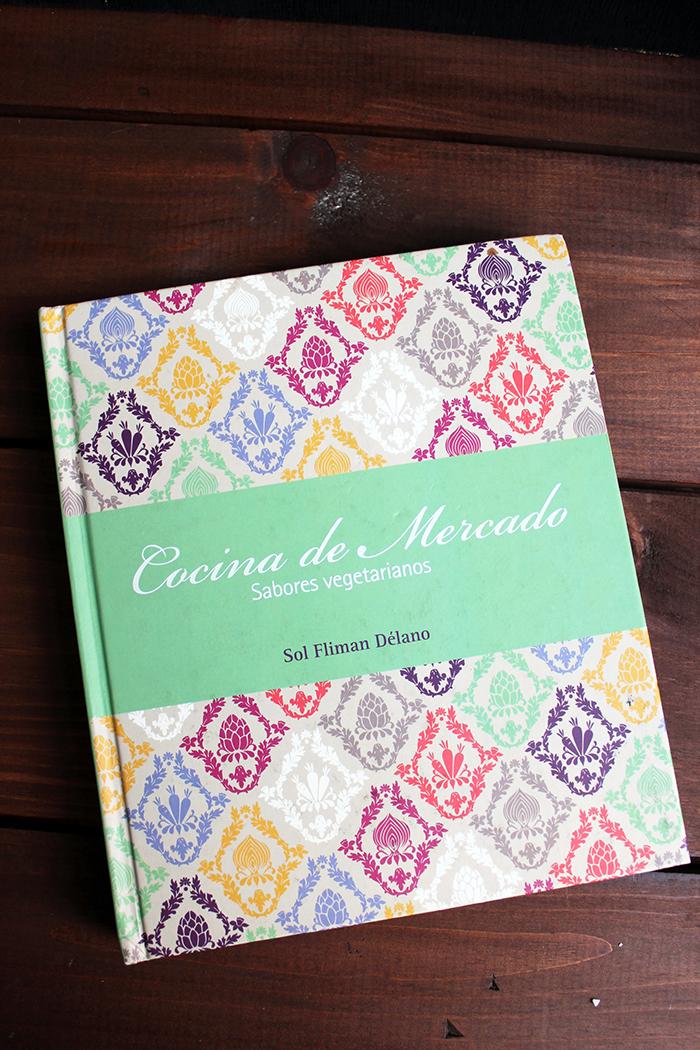 """Libro """"Cocina de Mercado"""", de Sol Fliman Délano"""