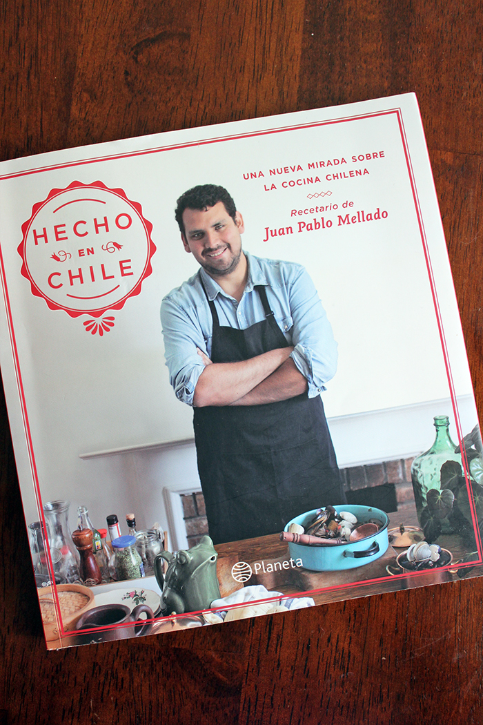"Chickpeas with scallops - ""Hecho en Chile"" (""Made in Chile"") from Juan Pablo Mellado"