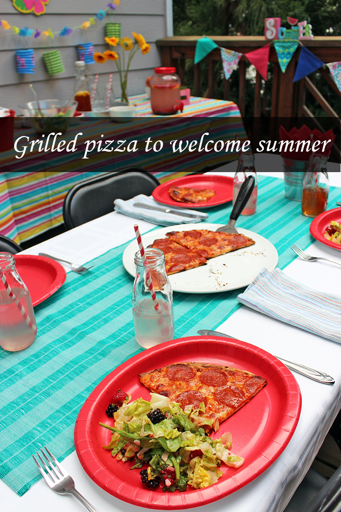 grilled-pizza-to-welcome-summer