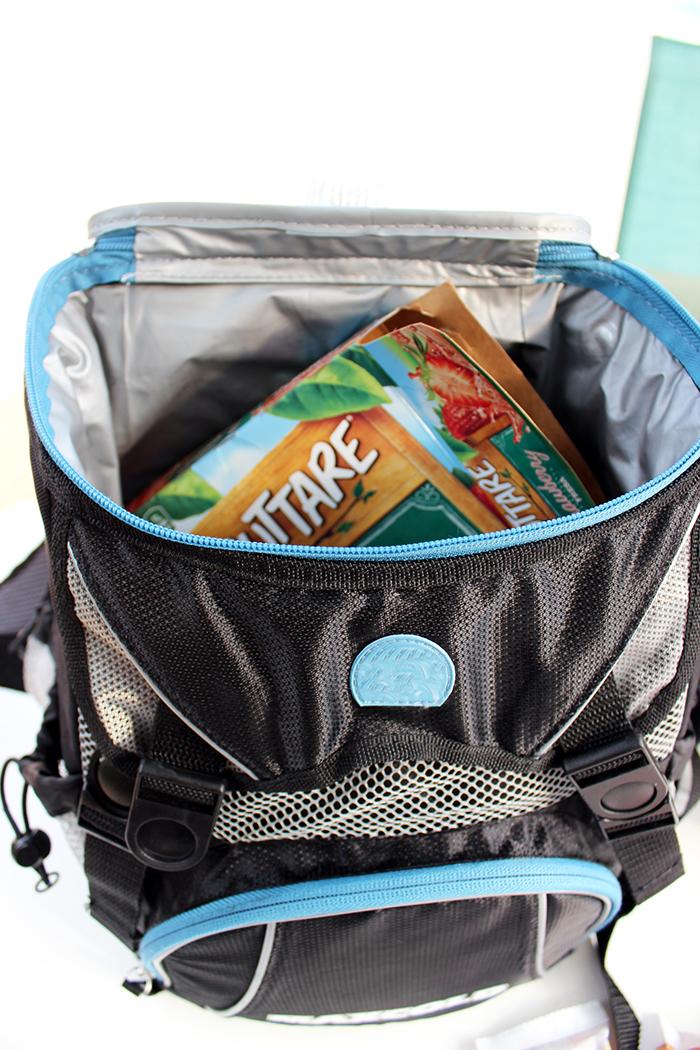 Snacks de verano bajo en calorías - Fruttare
