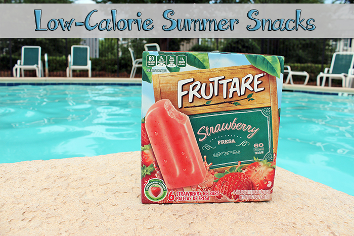 Low-calorie summer snacks - Fruttare