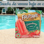 Low-calorie summer snacks