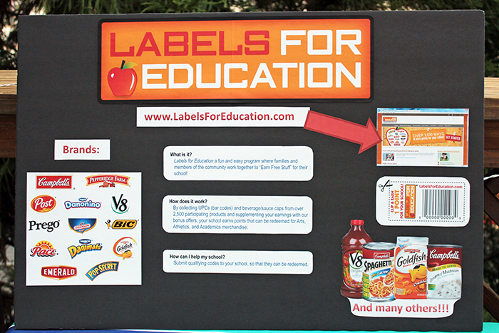 Menú para 7 días, ideal para el regreso a clases - Labels for Education