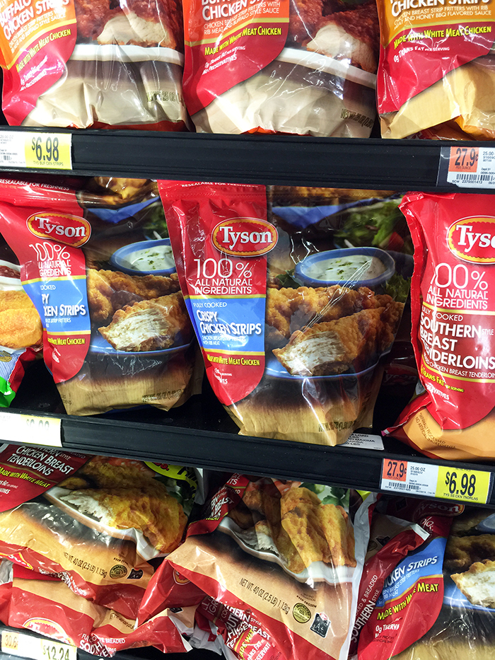 The Tyson Project A+™ and a good idea for dinner - Walmart
