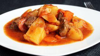 Estofado De Carne Mi Diario De Cocina