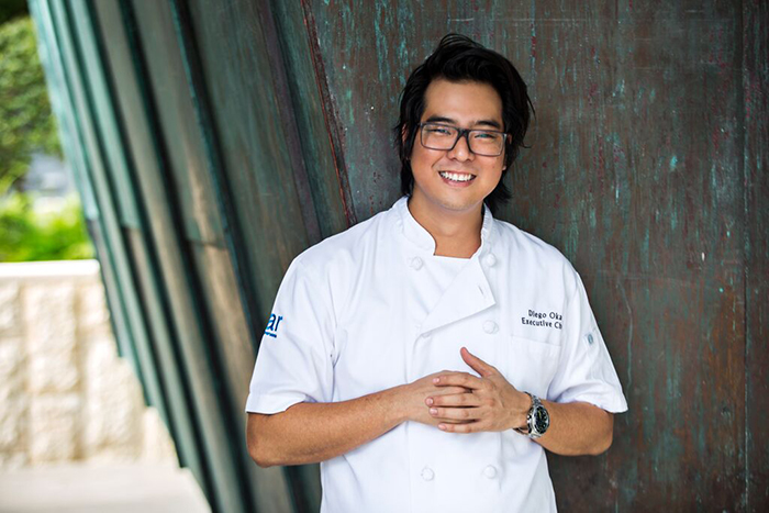 Chef Diego Oka