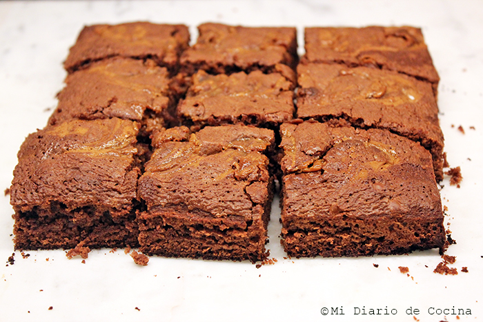 Brownie de Nutella
