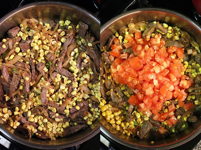 Tomaticán - Preparación