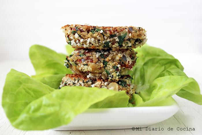 Quinoa croquettes