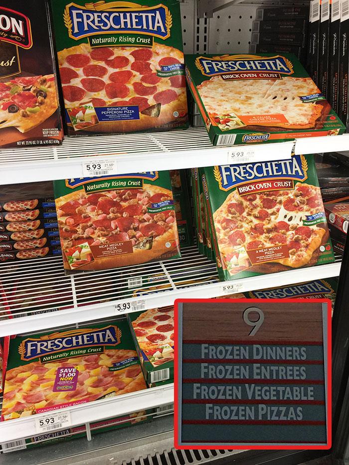 Freschetta Pizza - Publix