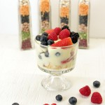 Trifle de berries