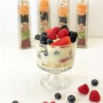 Trifle de berries