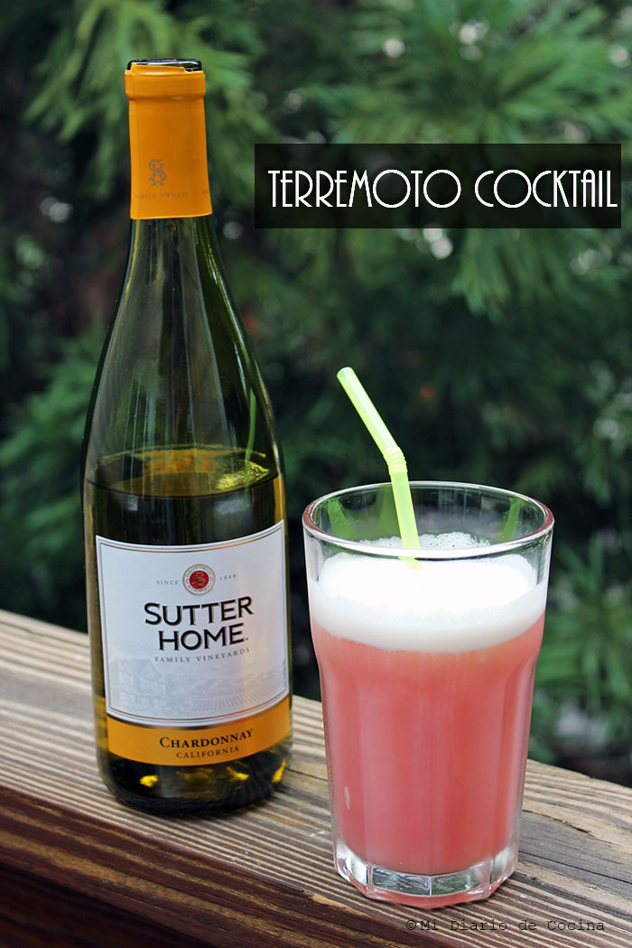 Terremoto Cocktail