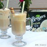 Café helado de vainilla