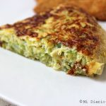Tortilla de zapallo italiano