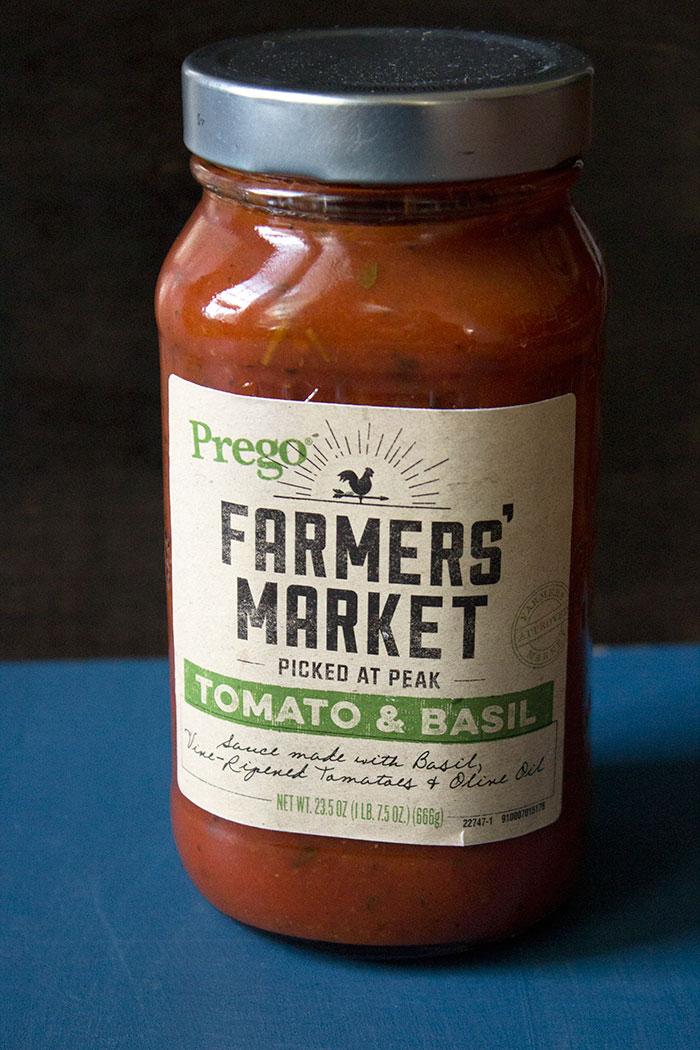 Prego Farmers' Market® - Tomate & Albahaca