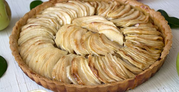 Tartaleta de manzanas