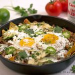 Carnitas chilaquiles