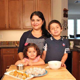 Mi Diario de Cocina en la revista Ser Padres