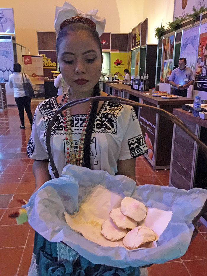 Frailes, Mexican sweets