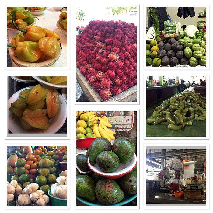 Market of Campeche